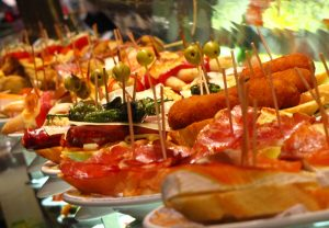 Tapas in Andalusia