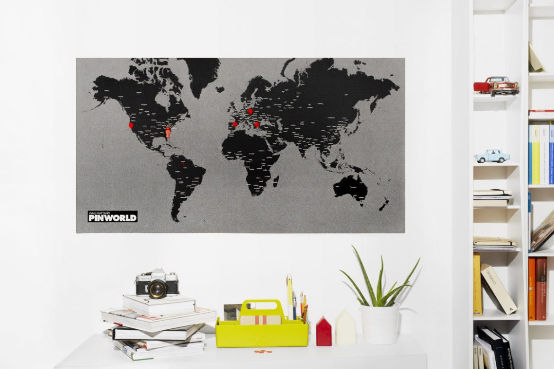 Palomarweb wereldkaart