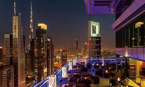 Dubai Level 43 Sky Lounge