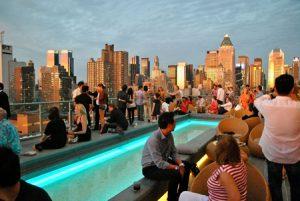 rooftop bar la piscine